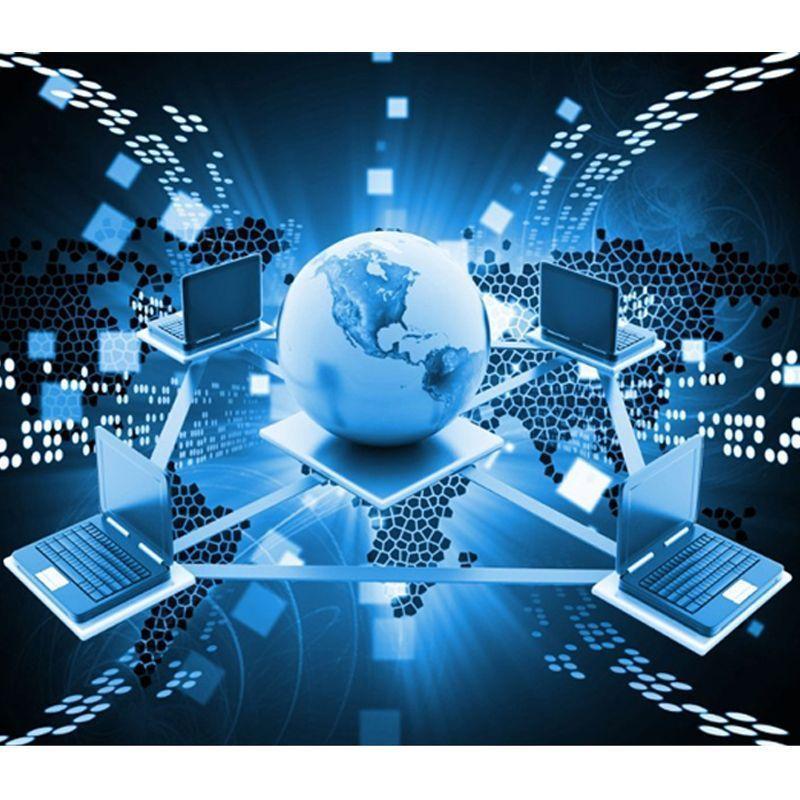Computers collegati tra loro in rete